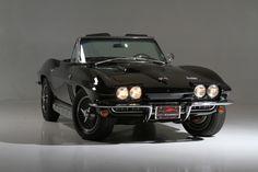 1966 Chevrolet Corvette Convertible 427 -