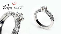 Procura o perfeito símbolo para a sua história de amor? // Busca el símbolo perfecto para su história de amor? #romantis #romantisjewelry #aneis #aneldenoivado #noivado #noivos #pedidodecasamento #aneisdenoivadoromantis #casamento #romantis #romantisjewelry #anillos #compromiso #novios #anillodecompromiso #pedidodematrimonio #pedidademano #anillosdecompromisoromantis #boda #sortijasdepedida #pedida #tecasas JOANR3546B