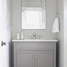 The Grey Bathrooms Are Kind Of A Fashion Today If You Want To Design The Interior Of Your Bathroom In Gray Bathroom Decor Bathroom Decor White Bathroom Decor