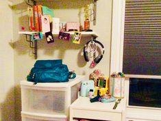 Reorganized my shelf's today 👏