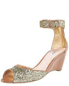 wedge shoe