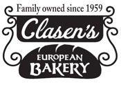 Clasen's European Bakery  Middleton, WI