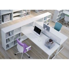 Bureau double design