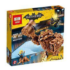 Batman Movie The Rock Monster Clayface Splat Attack LEGO Building Block 469pcs #Lego