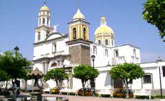 """El """"Pueblo Blanco de América"""" se encuentra en el Estado de Colima y se llama Comala. México"""
