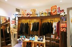 Patrick Cline Finds the Best Shops for Men in NYC: Dover Street Market
