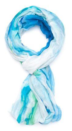 Blue Ombré Infinity Scarf ♥