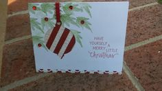 Check out this item in my Etsy shop https://www.etsy.com/listing/208871194/christmas-card-set-handstamped-christmas