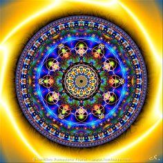 Mandalas - Official page of Visionary Artist PUMAYANA