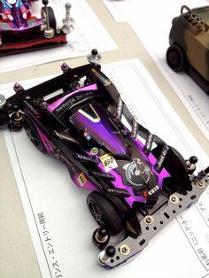 スラッシュリーパー!2012年2月ミニ四駆グランプリ東京大会コンクールデレガンスより。 #mini4wd pic.twitter.com/RwPfocbqnx