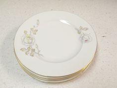 1960'S Johann Haviland Bavaria Germany SWEETHEART ROSE 15pc Dinnerware Dishes L5 | eBay 1960s House, Bavaria Germany, Dinnerware, Plates, Dishes, Rose, Tableware, Ebay, Dinner Ware