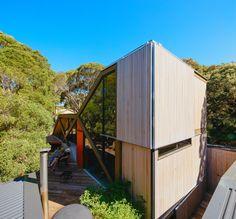 Chalet en bois Maddison Architects