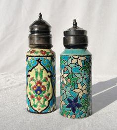 Two-beautiful-Longwy-Shaker