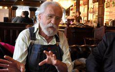 Rencontre avec Claude Carat, président de l'association des amis de la fête de la gastronomie.