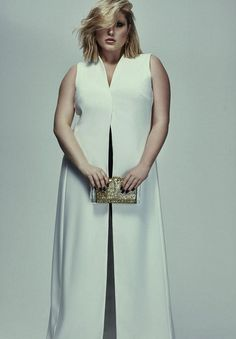 First Look: Hayley Hasselhoff for UK Plus Size Brand, Elvi Only Fashion, Curvy Fashion, Plus Size Fashion, Petite Fashion, Plus Size Dresses, Plus Size Outfits, Dresses For Work, Plus Zise, Plus Size Brands