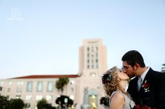 Sarah contacted me a few weeks prior to their New Years Eve ceremony at the San Diego Courthouse. It was the busiest I had ever seen it there – everyone wants to get married on that date. 😉 After a late start, they had a short and sweet ceremony followed up by some portraits down …