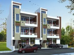 Shri Ram Enclave  Owner : S.R.Buildtech  Area : 9890 sq. ft..