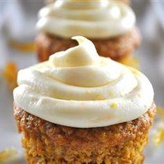 Orange Cream Cheese Frosting Recipe