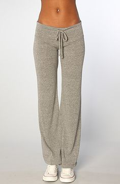 Alternative Apparel  The Lounge Pant in Grey