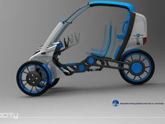 OK, so this is what I am currently developing. Hopefully in the next few days I& upload more views elaborating the design further. Diy Electric Car, Electric Bicycle, Eletric Bike, Three Wheel Bicycle, Velo Design, Trike Bicycle, Suzuki Cars, Motorbike Design, Drift Trike