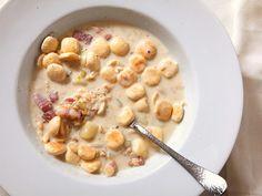 New England Clam Chowder Recipe on Yummly