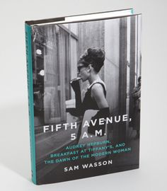 Loved this, full of facts, behind the scenes, and dishes with Audrey, Edith Head, and even Truman Capote.