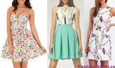 Rochiile sunt considerate articole vestimentare pline de feminitate, foarte lejere si comode, si sunt disponibile intr-o gama variata de modele si intr-o paleta Lei, My Style, Dresses, Fashion, Gowns, Moda, La Mode, Dress, Fasion