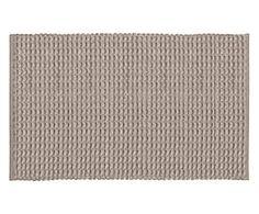 Tappeto in cotone vellutato Velvet sabbia - 300x200 cm