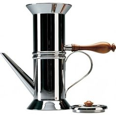 Officina alessi neapolitan #coffee #maker, #silver,  View more on the LINK: 	http://www.zeppy.io/product/gb/2/112211325827/