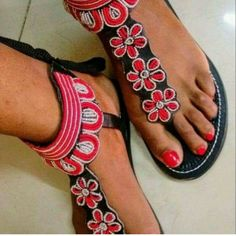 African Sandals | Beaded Sandals | Toe Separator Sandals | women's flat thong sandals | women's gladiator sandals | Sandals with ankle straps | Summer flat sandals | fashionable flat sandals |  African sandals with beads |  Boho sandals | Leather sandals | bohemian sandals | gypsy sandals | gypsy boho sandals | flat sandals with ankle straps