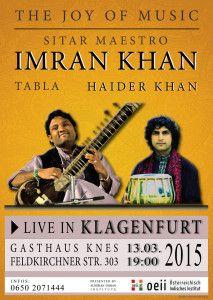 Salzburg, Hana, Indian Literature, Klagenfurt, Imran Khan, Art Music, Concerts, Culture, Events