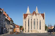 Mühlhausen Church of St. Blasius Photo Courtesy of Mühlhausen Wirtschaftsbetriebe GmbH by T. Sieland