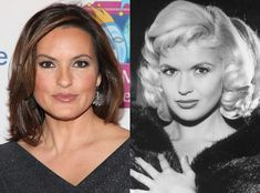 Mariska Hargitay Is Mirror Image of Her Late Mother Jayne Mansfield Mariska Hargitay, Jayne Mansfield