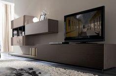 meuble télé en bois