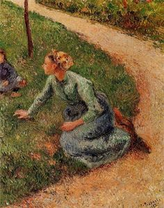 Camille Pissarro Paintings 5