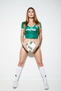 Belas da Torcida 2016 - Karol Carciolari - Palmeiras