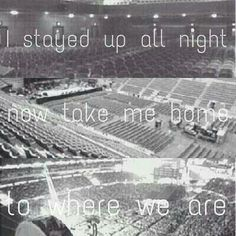 ill be where we are at the superdome 1d Concert, Where We Are Tour, Love Of My Life, My Love, On The Road Again, I Love One Direction, Take Me Home, Stay The Night, 1d And 5sos