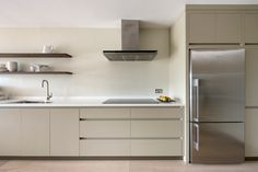 Alistair Fleming - beautiful, top quality kitchens (better than Plain english apparently) Modern Townhouse, Quality Kitchens, Cool Kitchens, Kitchen Ideas, English, Top, Beautiful, English Language, Crop Shirt