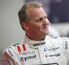 Johnny Herbert (b 1964) British racing driver; television commentator; British Formula 3 champion (1987); despite severe ankle and foot injuries (after which amputation was considered), he raced in Formula One (1989-2000); won the Le Mans 24 Hours (1991); Le Mans Series champion (2004)