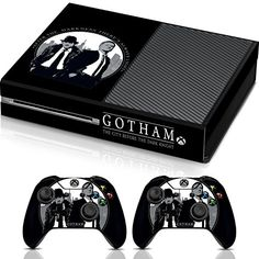 Faceplates, Decals & Stickers Imported From Abroad Xbox One X Consoles Controllers Marvel Venom Spider Vinyl Decals Skins Stickers A Wide Selection Of Colours And Designs