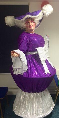 Finale outfit Cinderella 2014