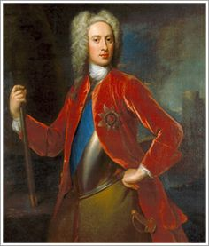 Field Marshal John Campbell, 2nd Duke of Argyll, 1st Duke of Greenwich KG KT (10 October 1680[1] – 4 October 1743), styled Lord Lorne from 1680 to 1703, was a Scottish nobleman and senior commander in the British Army. He was also my great-great-grandmother's husband's nephew's wife's cousin's son-in-law's 1st cousin 3 times removed's father-in-law.