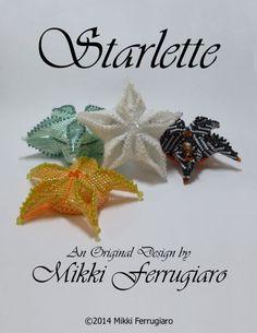 TUTORIAL Starlette with Video Class | Mikki Ferrugiaro Designs