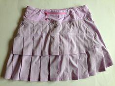 Lululemon Pretty Purple Run Pace Setter Skirt 2 Tall #Lululemon #SkirtsSkortsDresses