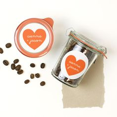 Now, these are too cute for words. Get yourselves  some heart printable labels. http://www.swellandgrand.com/product/Heart+Printable+2+Inch+Label