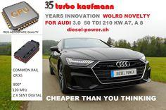 Diesel Tuning, Audi, Bmw, Common Rail, Innovation, Digital, World Records