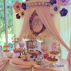 Quinceanera Decoration Ideas Lovely Best 20 Decorations for 15 Birthday Party – Home Inspiration Baby Shower Princess, Princess Birthday, Princess Party, Girl Birthday, Royal Princess, 16th Birthday Ideas For Girls, Royal Baby Shower Theme, Princess Sweet 16, Baby Shower Candy Table