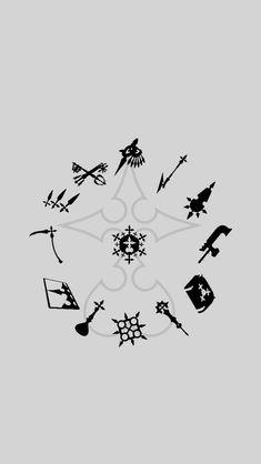 Kingdom Hearts~ organizacion 13