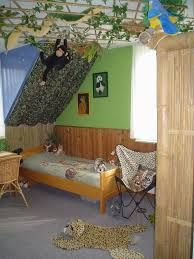 good kinderkamer ideeen jungle leuk idee voor het plafond with jungle kamer