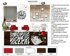 Moodboard - Dining room